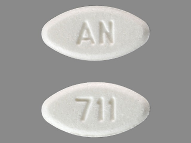 Guanfacine Hcl 1 MG TABLET
